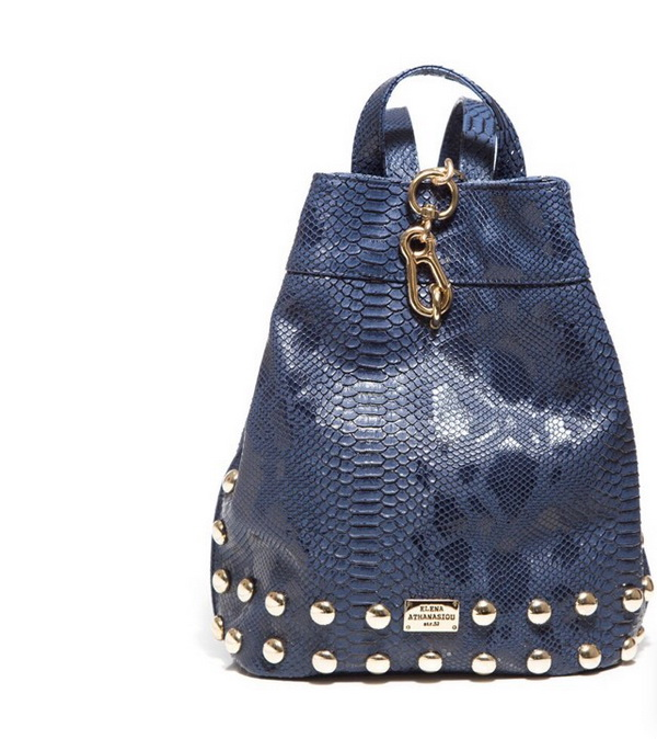 Elena Athanasiou backpack