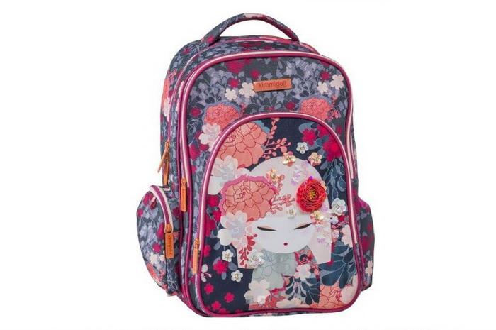 9e1023548f Σχολική τσάντα Kimmidoll