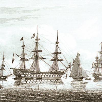 Το πολεμικό του Βασιλικού Ναυτικού της Αγγλίας Warspite