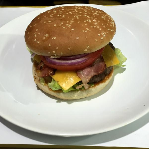 Hamburger 3,5€
