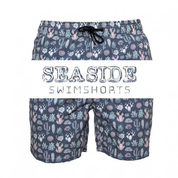 Seaside Swimshorts Κάκτοι