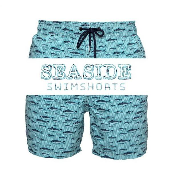 Seaside Swimshorts Θάλασσα