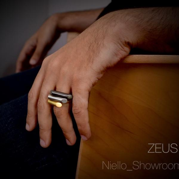 Zeus Collection Unisex