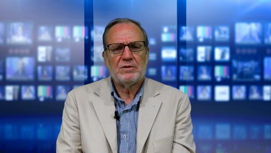 Ο υποψήφιος Ευρωβουλευτής του ΣΥΡΙΖΑ κύριος Σάββας Ρομπόλης ...