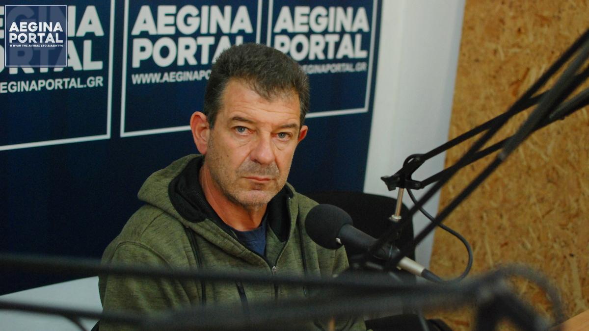 15η Ευρωπαϊκή Νύχτα Χωρίς Ατυχήματα στην Αίγινα. Ο Κώστας Γκρινέζος εξηγεί γιατί πρέπει να συμμετέχουμε.