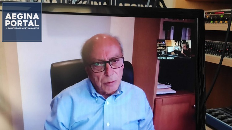 Ενημέρωση από τον κ. Παναγιώτη Κουκούλη για τις συνεδριάσεις των επιτροπών του υποθαλάσσιου και της αποχέτευσης.