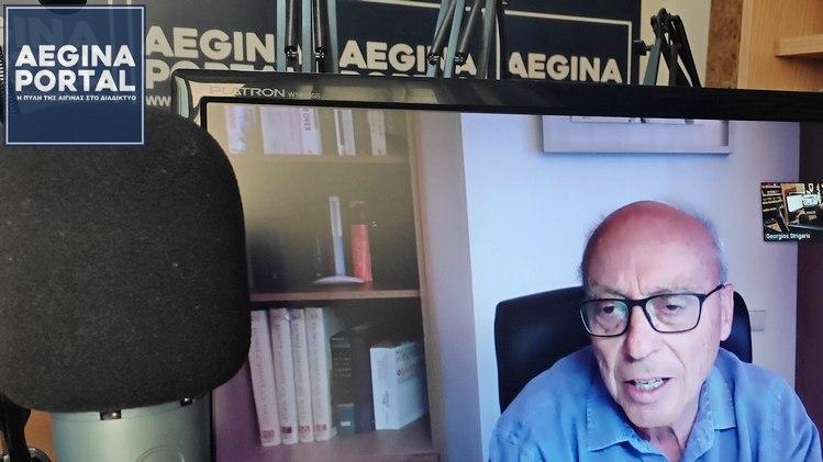 Εργασίες οχτώ ημερών απομένουν για την ολοκλήρωση της πόντισης του αγωγού. Τι δήλωσε στο Aegina Portal ο κ. Παναγιώτης Κουκούλης.